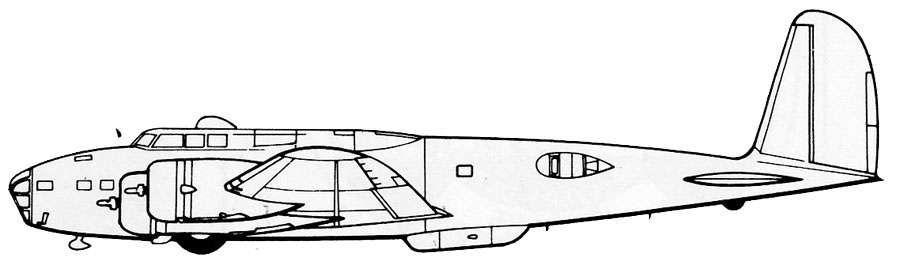 Toward that end  Bill is  B17 Bomber Drawing