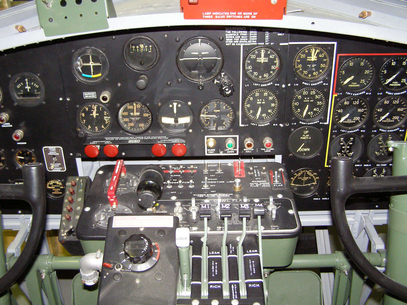 photos of the B-17 cockpit B 17 Nose Art Name Directory